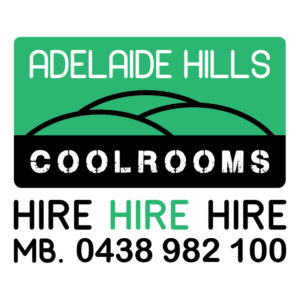 Adelaide Hills Coolroom Hire